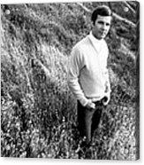 Bobby Vee, Ca. 1968 Acrylic Print by Everett