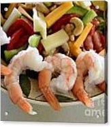 Bobs Lunch Acrylic Print