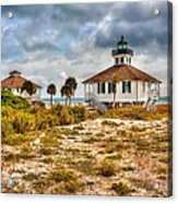 Boca Grande Lighthouse Acrylic Print