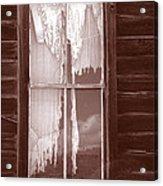 Bodie Window Acrylic Print