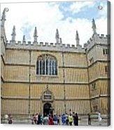 Bodleian Library Acrylic Print