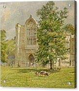 Bolton Abbey  Acrylic Print