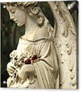 Bonaventure Angel 12 Acrylic Print