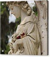 Bonaventure Angel 2 Acrylic Print