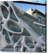 Bond Street Sculpture Acrylic Print