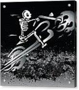 Bone Ride Acrylic Print