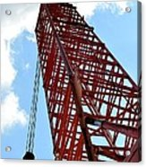 Boom Tower Acrylic Print