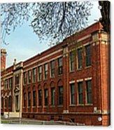 Border Star Elementary School Kansas City Missouri Acrylic Print
