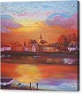 Bosham Estuary Acrylic Print