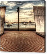 Boston - David Von Schlegell - Untiltled Acrylic Print