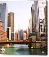 Chicago Skyscraper 2 Acrylic Print