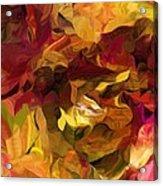 Botanical Fantasy 082012 Acrylic Print