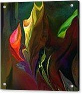 Botanical Fantasy 121211 Acrylic Print