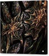 Botanical Fantasy 123011 Acrylic Print