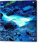 Bottlenecked Water  Acrylic Print