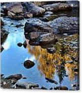 Boulder Creek Acrylic Print