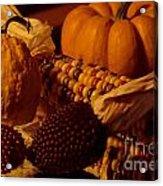 Bountiful Harvest Acrylic Print