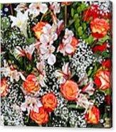 Bouquet Beauty Acrylic Print