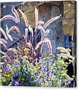Bouquets On Display Acrylic Print