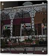 Bourbon Street Balcony Acrylic Print