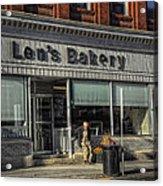 Bow At Len's Acrylic Print