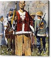 Boxer Rebellion, 1900 Acrylic Print