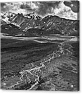 Braided River Acrylic Print