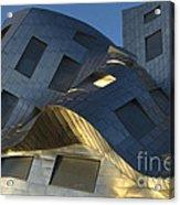 Brain Institute Building 9 Acrylic Print