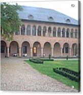 Brancovenesc Castle Romania Acrylic Print