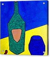 Brandy By Jessica Acrylic Print