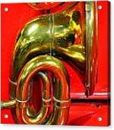 Brass Band Acrylic Print
