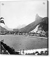 Brazil: Rio De Janeiro Acrylic Print