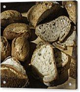 Bread Acrylic Print