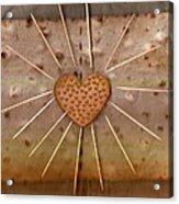 Bread  Sunshine And Love Acrylic Print