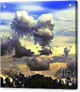 Break In The Clouds Acrylic Print
