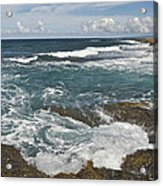 Breaking Waves 7919 Acrylic Print