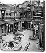 Breckenridge Colorado. Acrylic Print by James Steele