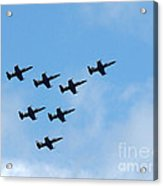 Breitling In The Air 05 Acrylic Print