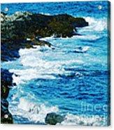 Brenton Point State Park Newport Ri Acrylic Print