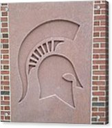 Brick Acrylic Print