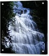 Bridal Falls Acrylic Print