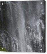 Bridal Veil Falls, Lowe River Acrylic Print