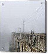 Bridge - 3 Acrylic Print by Okan YILMAZ