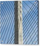 Bridge Abstract Acrylic Print