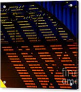 Bridge Architecture Acrylic Print