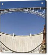 Bridge Crossing Colorado River And Glen Acrylic Print