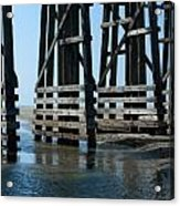 Bridge Detail Acrylic Print