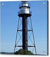 Bridge Lighthouse Acrylic Print