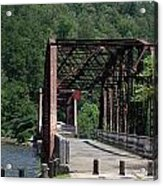 Bridge Over Southern Waters Acrylic Print
