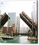 Bridge Rising Acrylic Print